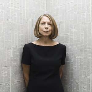 Portrait of Jill Abramson