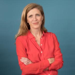 Portrait of Samantha Power