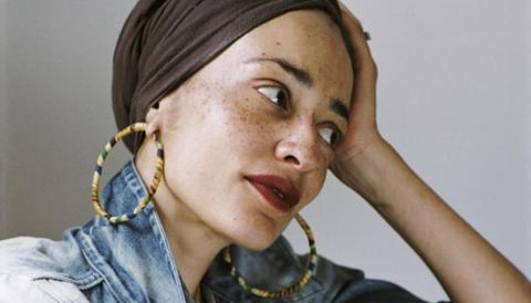 Promo image for Zadie Smith