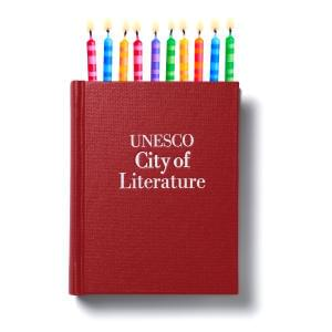 Cover image for Our City of Literature