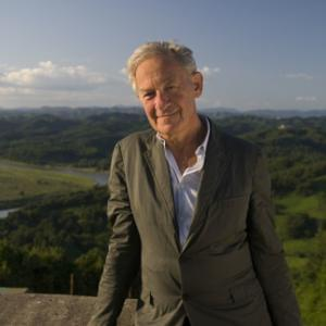 Portrait of Simon Schama