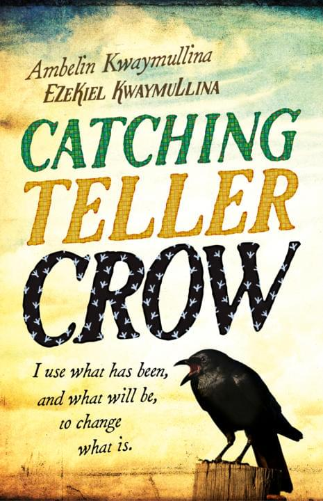 Cover image for Catching Teller Crow