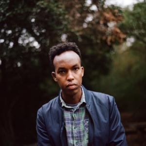 Portrait of Khalid Warsame