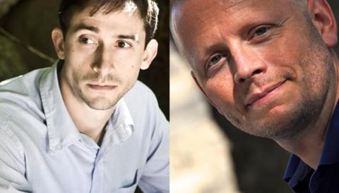 Promo image for Jesse Andrews and Patrick Ness: Kyneton