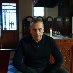 Portrait of Christos Tsiolkas