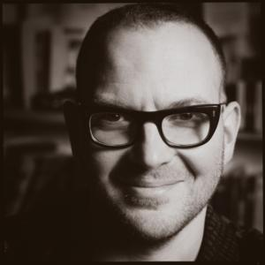 Promo image for Cory Doctorow