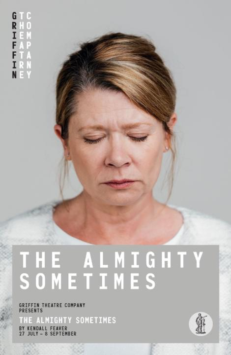 Cover image for The Almighty Sometimes
