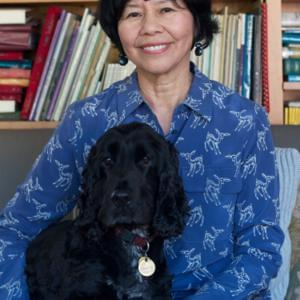 Portrait of Gabrielle Wang