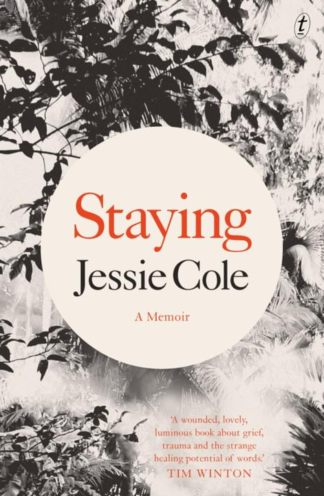Cover image for Staying: A Memoir