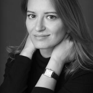 Portrait of Katy Tur