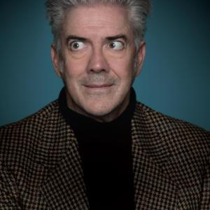 Portrait of Shaun Micallef
