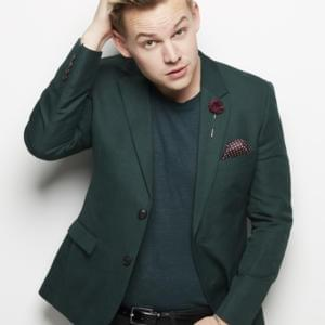 Portrait of Joel Creasey