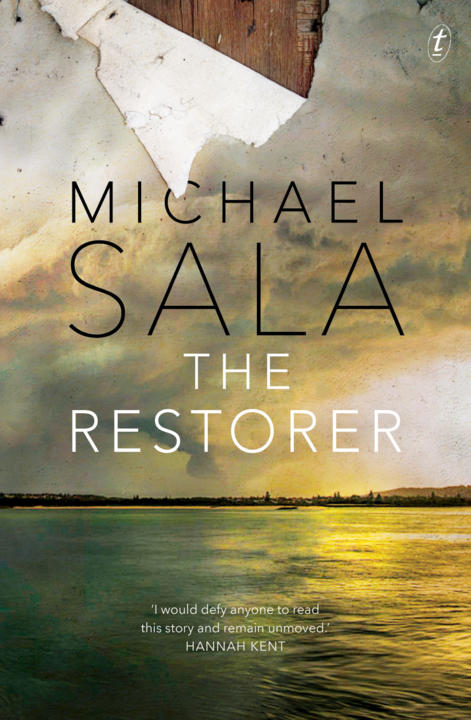 Cover image for The Restorer