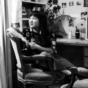 Promo image for Working with Words: Linh Nguyễn