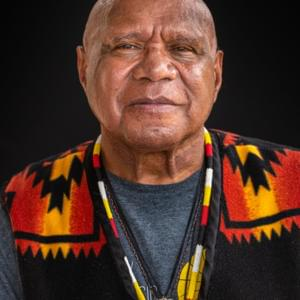 Portrait of Archie Roach