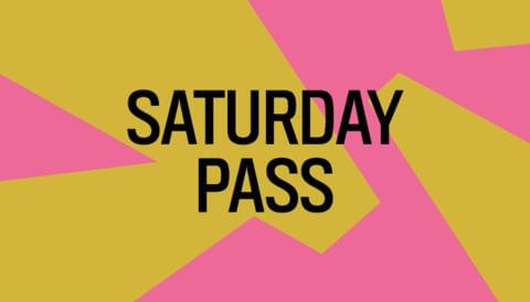 Promo image for Saturday Pass