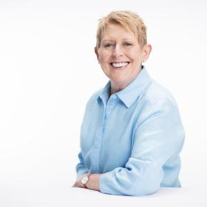 Portrait of Mem Fox