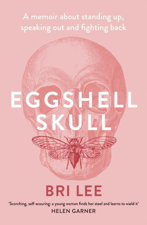 Cover image for Eggshell Skull