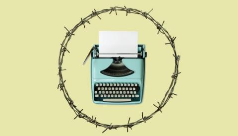 Cover image for Writing in Exile