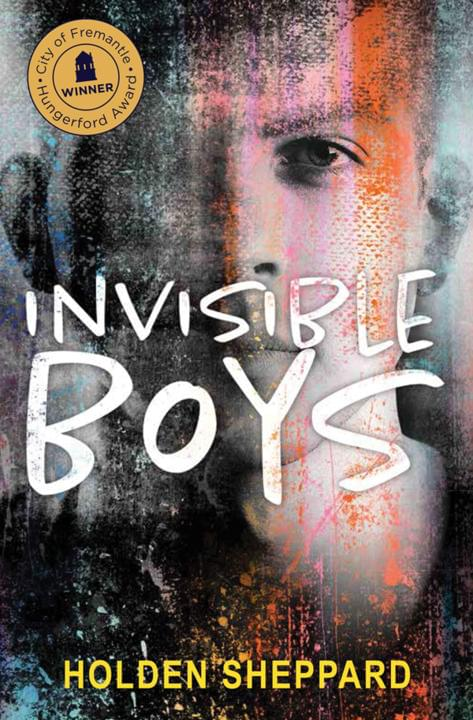 Cover image for Invisible Boys
