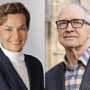 Promo image for How on Earth: Christiana Figueres and Ross Garnaut on Climate Solutions Now
