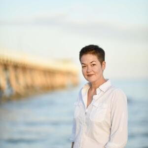Promo image for Working with Words: Katherine Tamiko Arguile