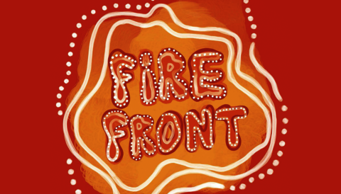 Promo image for Fire Front: First Nations Poetry and Power Today