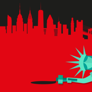Promo image for The Big Grapple: Loving and Loathing New York City