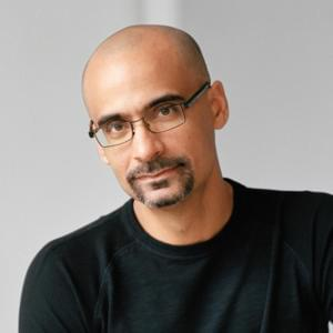 Portrait of Junot Díaz