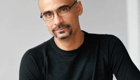 Promo image for Junot Díaz