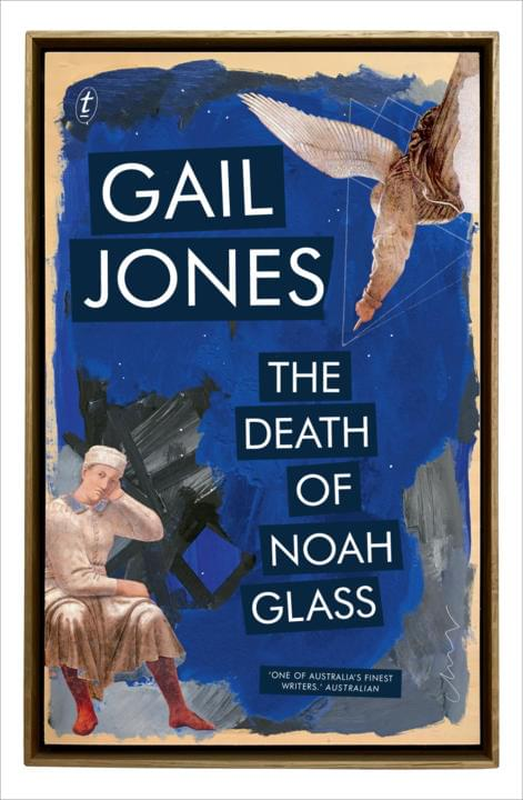 Cover image for The Death of Noah Glass