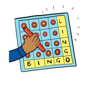 Promo image for Lingo Bingo