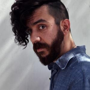 Portrait of Kaveh Akbar