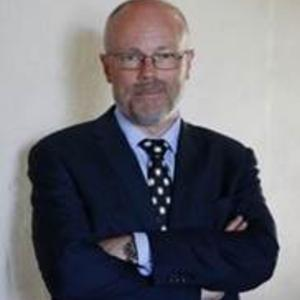 Portrait of Alastair MacGibbon