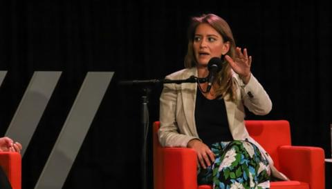 Cover image for of Katy Tur: Reporting Trump