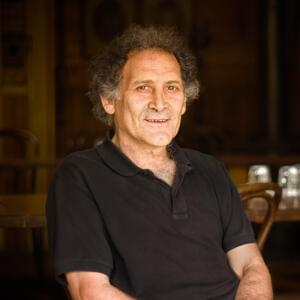 Portrait of Arnold Zable