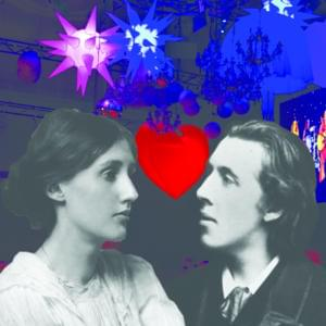 Promo image for Woolf and Wilde: A Queer Party