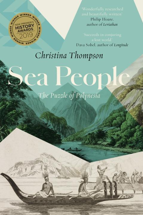 Cover image for Sea People: The Puzzle of Polynesia