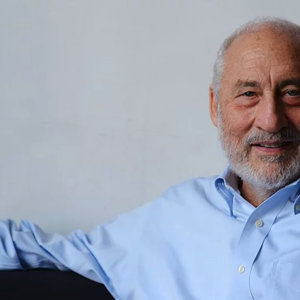 Portrait of Joseph Stiglitz