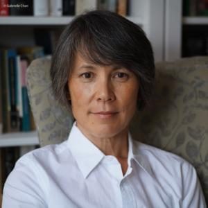 Portrait of Gabrielle Chan