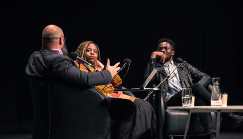 Cover image for of Black Lives Matter: In Conversation