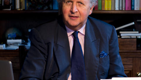 Promo image for Alexander McCall Smith: Warrnambool