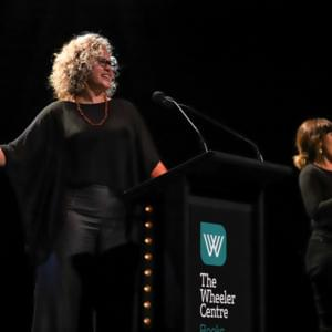 Cover image for of The Wheeler Centre Gala 2018: Words on Fire: Leah Purcell