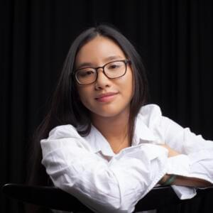 Portrait of Vivian Pham