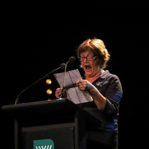 Cover image for of The Wheeler Centre Gala 2018: Words on Fire: Patricia Cornelius
