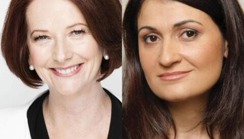 Promo image for Julia Gillard: Women and Leadership