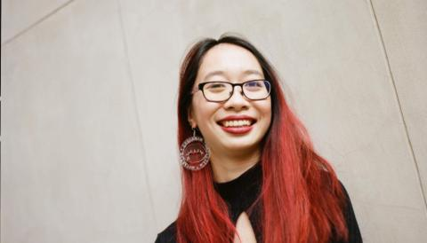 Promo image for Working with Words: Yen-Rong Wong