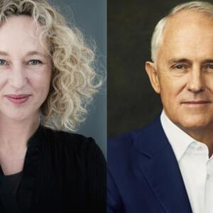 Promo image for Live-stream: Malcolm Turnbull
