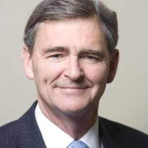 Portrait of John Brumby