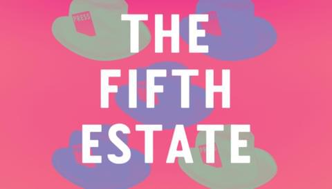 Cover image for The Fifth Estate